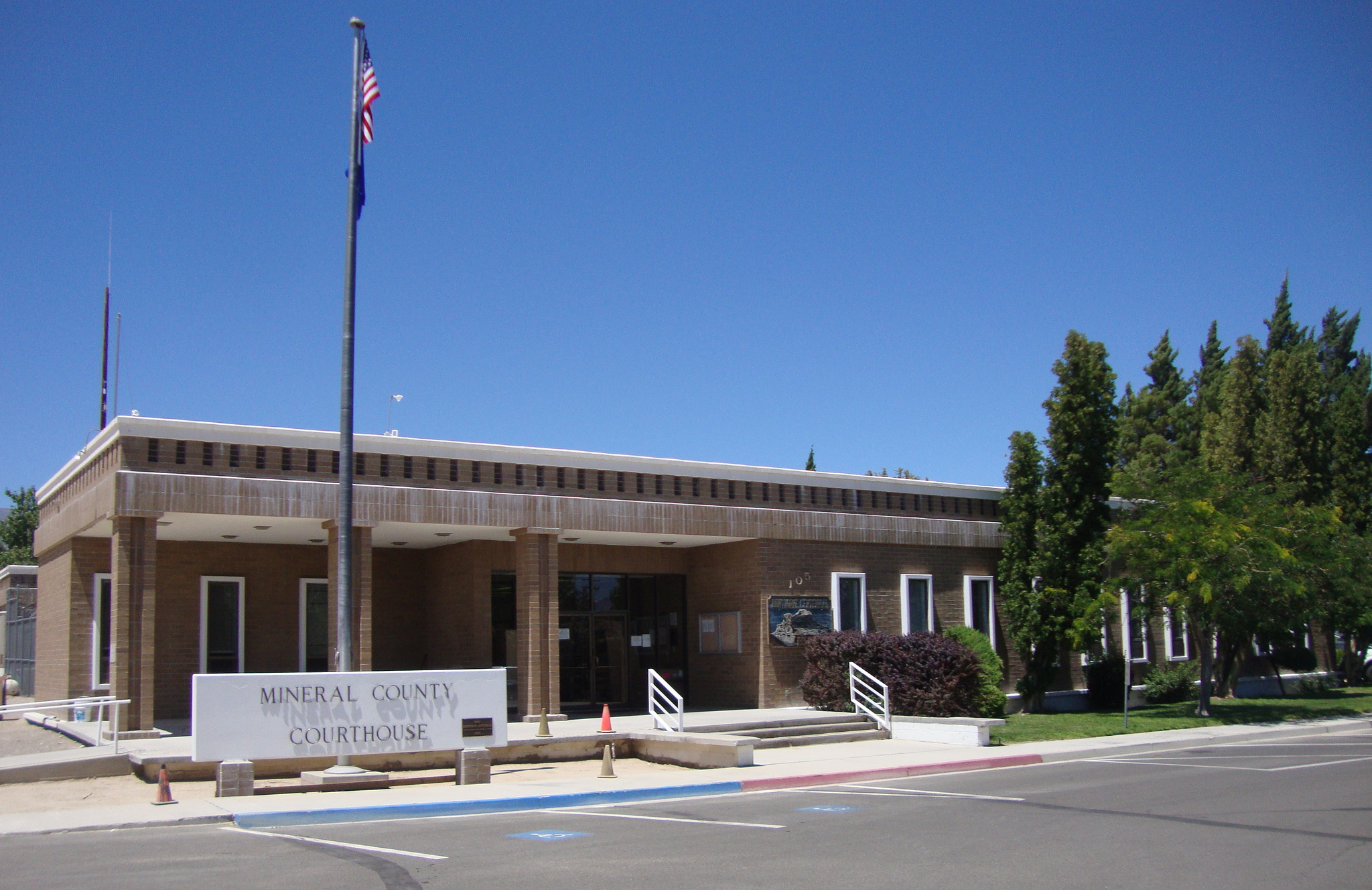 Eleventh Judicial District Court of Northern Nevada, serving